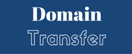 Domain Name Registration Transfer