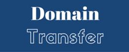 Domain Name Registration Transfer