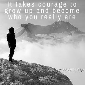 Marketing Courage